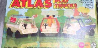 Playmobil - 2406-pla - Atlas Play Trucks - Ambulance