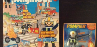 Playmobil - 30794783 - Magazine Playmobil France n 24
