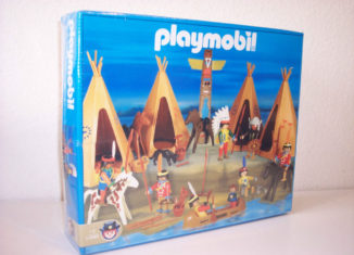 Playmobil - 1-3483-ant - Indians Set