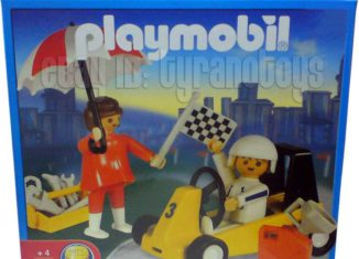 Playmobil - 1-3575-ant - Go Kart and Woman