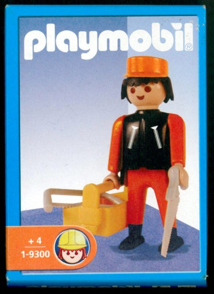 Playmobil 1-9300-ant - Worker - Box
