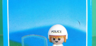 Playmobil - 1009-lyr - Policeman