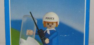 Playmobil - 1010-lyr - Policeman with Horse