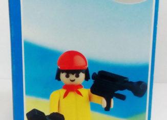 Playmobil - 1011-lyr - Cameraman