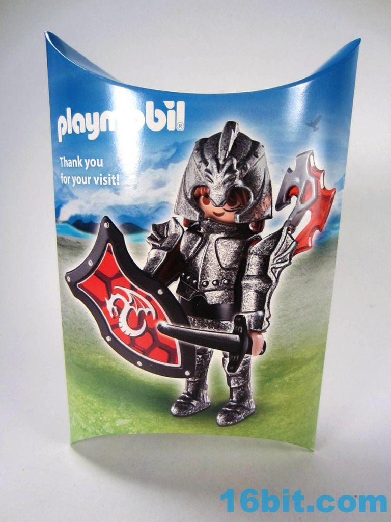 Playmobil 0000v8-ger - Nüremberg Toy Fair Give-away Dragon Tournament Knight - Box