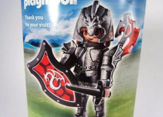 Playmobil - 0000-ger - Nüremberg Toy Fair Give-away Dragon Tournament Knight