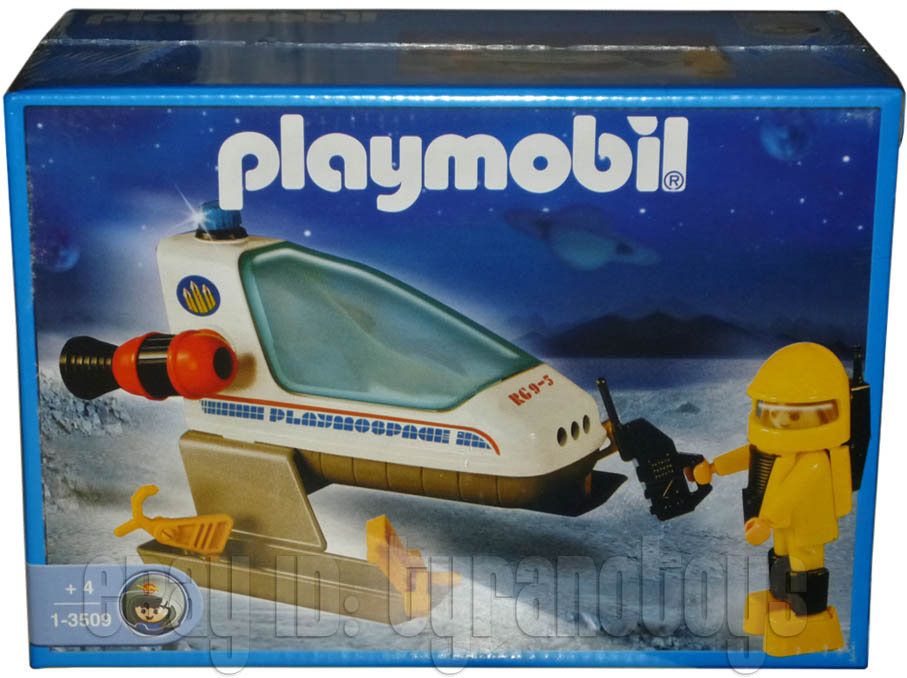 Playmobil 1-3509-ant - Space Buggy - Box