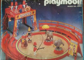 Playmobil - 13553-aur - Mundo del Circo