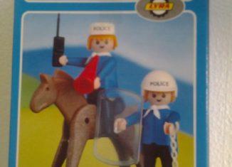 Playmobil - 2006-lyr - Mounted Police