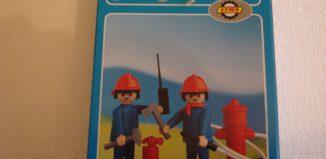 Playmobil - 2015-lyr - Firefighters