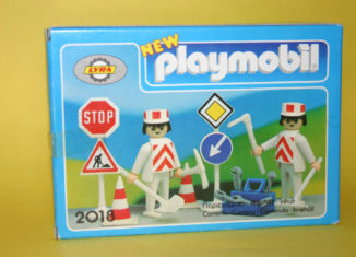 Playmobil - 2018-lyr - Construction Workers