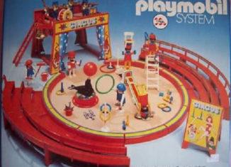 Playmobil - 23.77.0-trol - Circus Arena