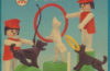 Playmobil - 23.77.2-trol - Circus Dog Act and Trainers