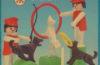 Playmobil - 23.77.2-trol - Zirkus Hundedressur