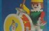 Playmobil - 23.77.6-trol - Zirkus Clown mit Trommel