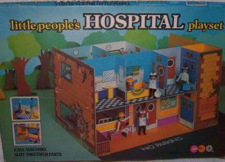 Playmobil - 2507-pla - Kinik - Little People's Playset