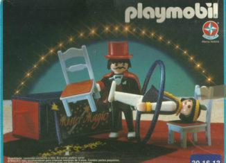 Playmobil - 30.16.13-est - Circus Magician
