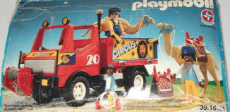 Playmobil - 30.16.21-est - Circus Truck with Camels