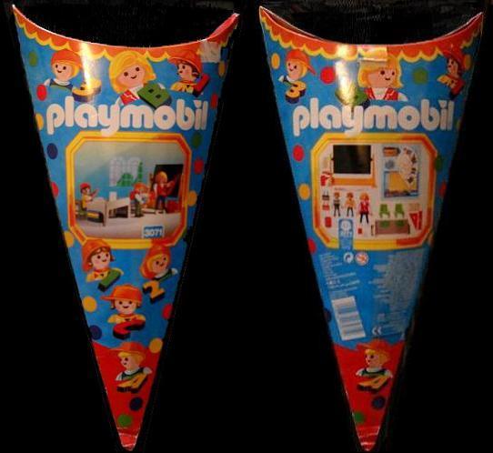 Playmobil 3071-ger - Schultüte - Box