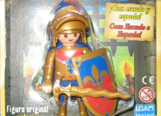Playmobil - R014-30796403-esp - Golden knight