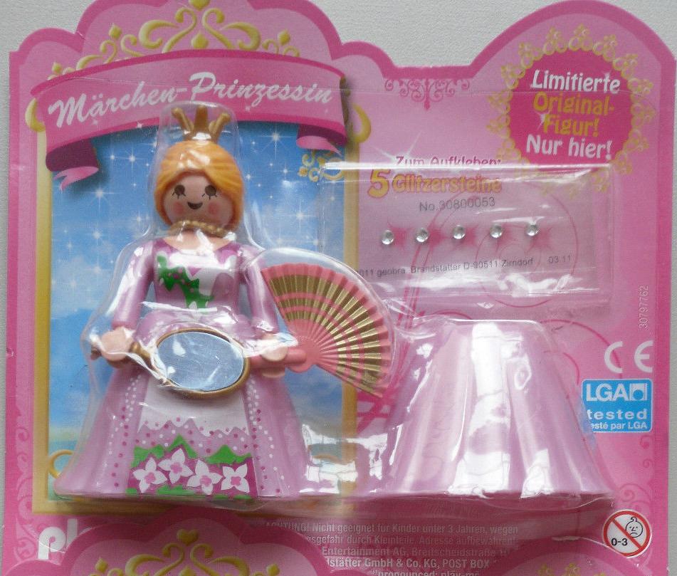Playmobil 30797762-ger - Fairy Tale Princess - Box