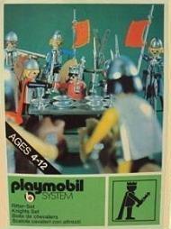 Playmobil 3130s1 - Knights Set - Boîte
