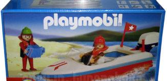 Playmobil - 1-3142-ant - boat