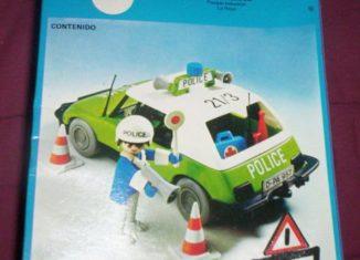 Playmobil - 3215-ant - Police Car