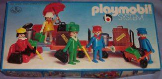 Playmobil - 3229 - Voyageurs