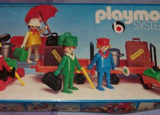 Playmobil - 3229 - Travellers