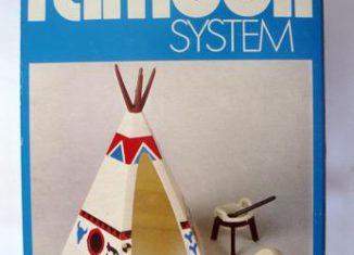 Playmobil - 3252v1-fam - Indian Tent