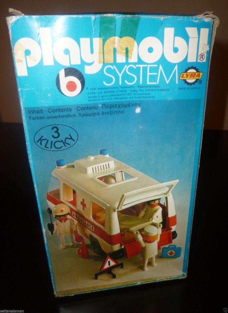 playmobil set 3254 lyr ambulance klickypedia. Black Bedroom Furniture Sets. Home Design Ideas