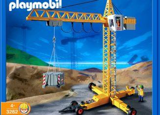 Playmobil - 3262s2 - Electronic Crane