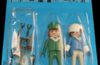 Playmobil - 3281 - Two Policeman Blister