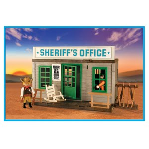 Playmobil 3282-ant - Sheriff'S Office - Box
