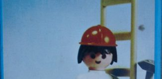 Playmobil - 3311-ant - Construction Worker