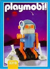 Playmobil 3318-ant - Robot - Box