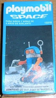 Playmobil 13318-ant - Robot - Box