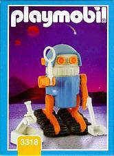 Playmobil - 3318-ant - Robot