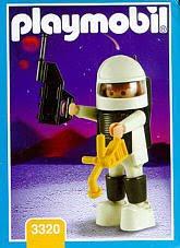 Playmobil 3320v2-ant - Spaceman - Box