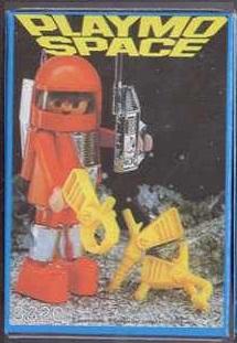Playmobil 3320-esp - Spaceman - Box
