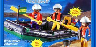 Playmobil - 3321s1 - White Water Adventure