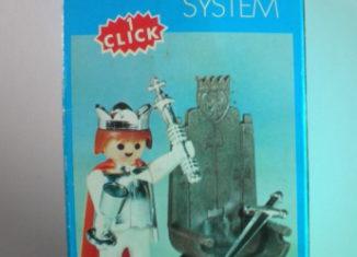 Playmobil - 3331v2-fam -  Medieval King