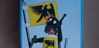 Playmobil - 3332-ant - Black and Yellow Herald