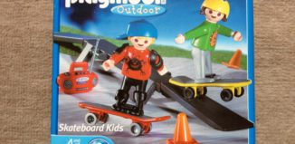 Playmobil - 3335s2 - Skateboarder Children