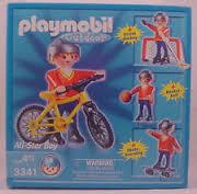 Playmobil 3341s2 - Sport Teen Boy - Box
