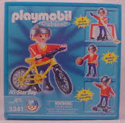 Playmobil - 3341s2 - Sport Teen Boy