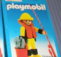 Playmobil - 3347-lyr - Fisherman