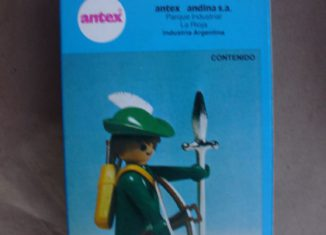 Playmobil - 3351-ant - Green Archer