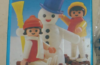 Playmobil - 3393-ant - Snowman With Children